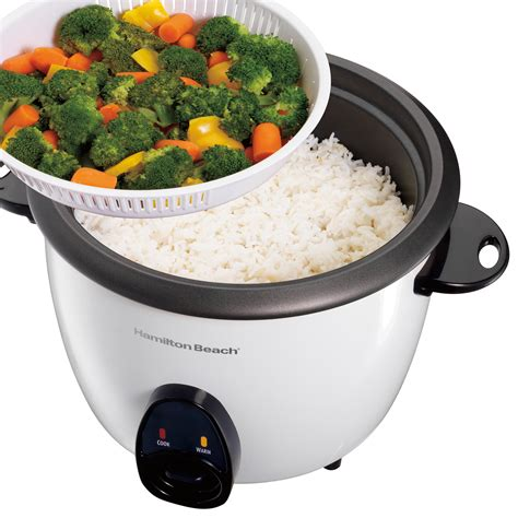 Rice Cooker Food Grade hamilton rice cooker food steamer 16 cup cooked