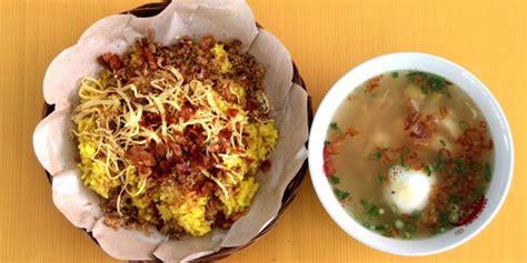 cara membuat nasi kuning khas sunda cara membuat nasi kuning yang enak dan lezat jurnal