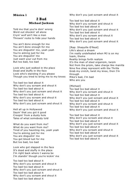 testo thriller michael jackson michal jackson lyrics book i