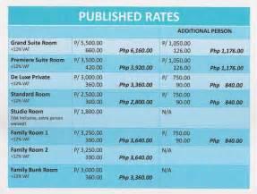alejandra hotel room rates