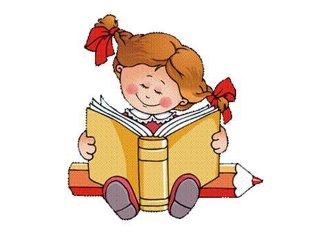 imagenes animadas leyendo un libro una ni 241 a leyendo un libro imagui