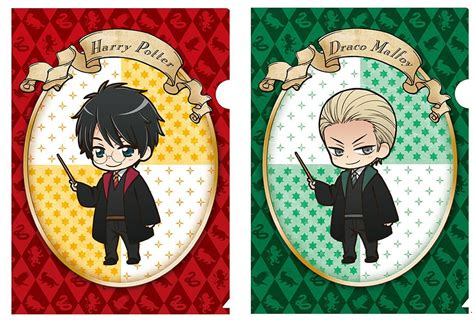 Japan gets official Harry Potter chibi art, and it's as