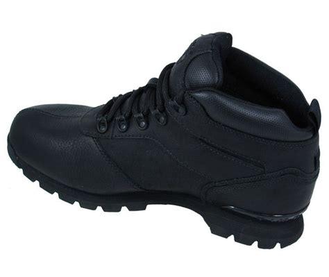timberland boots mens splitrock black