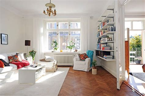 living room colors bring a feeling of nature into it 30 แบบห องร บแขก น าร กๆ สวยใส 171 แบบบ านสวย