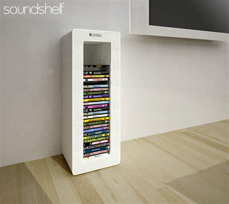 Speaker Shelf by Speaker Shelves And Storage Units Provide More Than Just