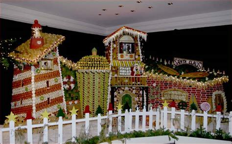 Bread Houses by Anyone Make Gingerbread Houses This Takes It To A