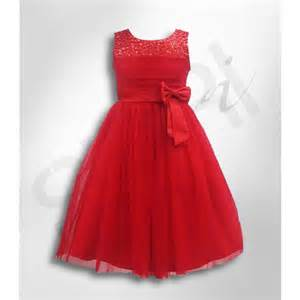 Girls red party dress best white dresses
