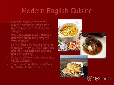 libro modern british food recipes презентация на тему quot english cuisine the features of english cuisine english cuisine includes