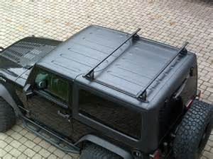 did a thule roof rack on a 2 door top page 2