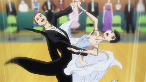 ballroom e youkoso what is up with the style for welcome to the ballroom