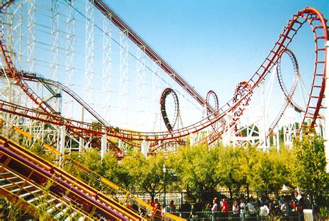 six flags magic mountain viper six flags magic mountain wikipedia