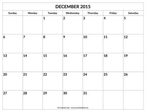 31 day calendar template 31 day blank printable calendar printable calendar