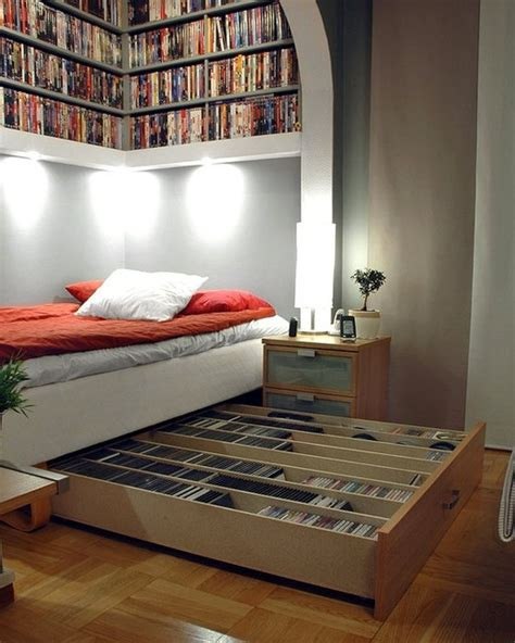 bedroom shelving ideas 57 smart bedroom storage ideas digsdigs