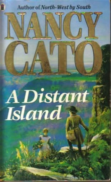 a distant books a distant island by nancy cato