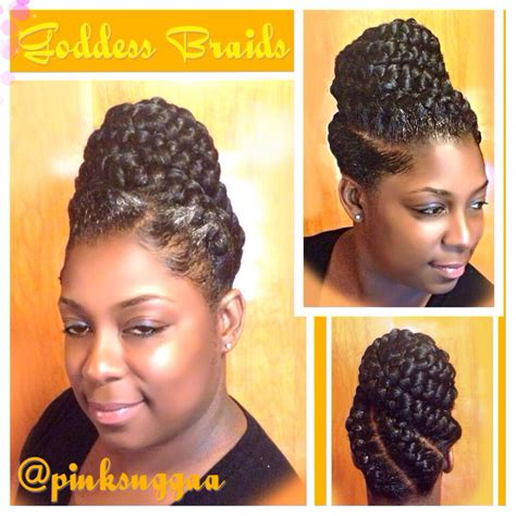 weave pin up goddess braids pictures short hairstyle 2013