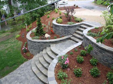idee giardino in pendenza come sistemare un giardino in pendenza ms97 pineglen