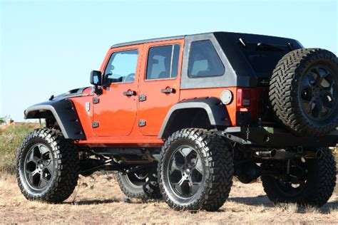 orange jeep rubicon orange jeep wrangler rubicon 4 door