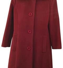 what color is peacoat bill blass wool fur color pea coat 89 retail