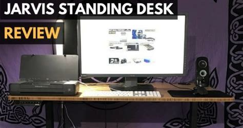 jarvis standing desk review oploft is the nordic mac friendly standing desk solution