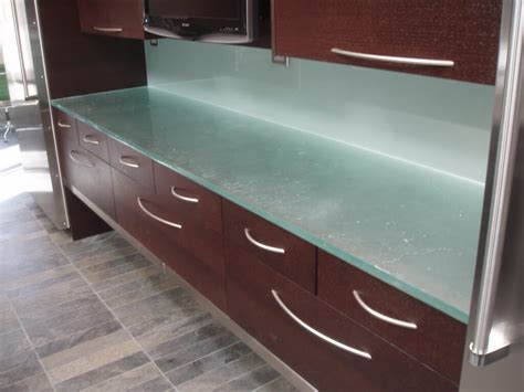 Custom Glass Countertops by Fusion Glass Countertop Custom