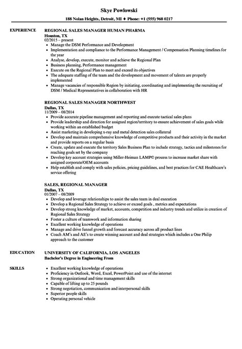 regional manager resume all resume simple