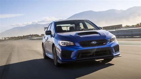 Sti Subaru 2019 by 2019 Subaru Wrx Sti Finally Gets More Power Motor