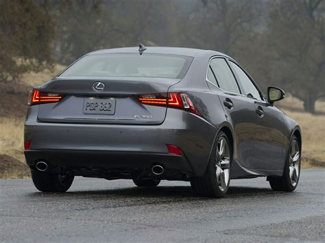 2015 Lexus Is 350 Price Photos Reviews Features