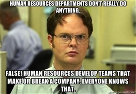 Hr Memes - how human resources departments are ruining stem jobs for