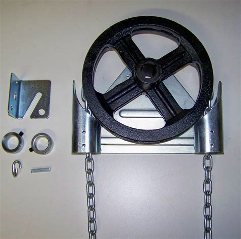 Chain Hoist Garage Door Chain Parts
