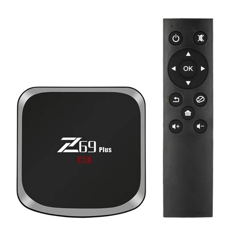 Android Tv Box Z69 Plus S912 3 64 Gb Octa z69 plus smart android 7 1 tv box amlogic s912 3 go 64