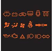 Car Pictograms Set Vector  Free Download