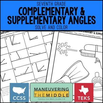 supplementary colors complementary and supplementary angles by maneuvering the