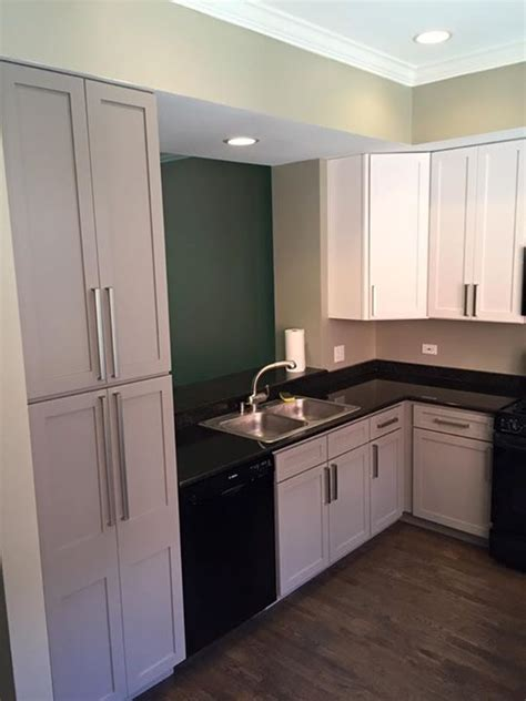 Kitchen Cabinet Painting Chicago by Kitchen Cabinets Refinishing In Chicago Lincolnwood