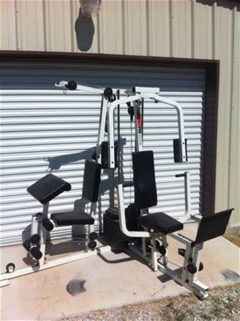 weider pro 9925 espotted