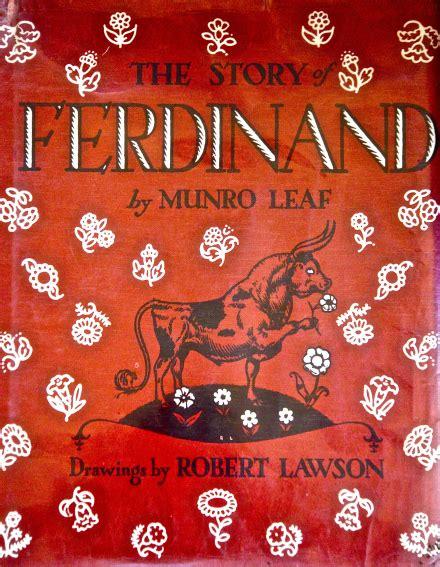 The Story Of Ferdinand the story of ferdinand
