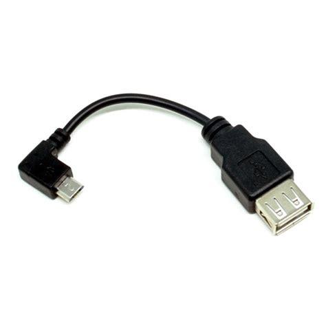 Kabel Otg kabel usb otg untuk samsung galaxy black jakartanotebook