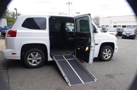 wheelchair van wheelchair accessible vehicles  sale