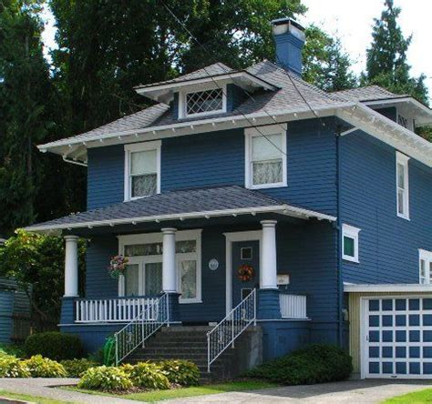 exterior color schemes blues paint ideas for the