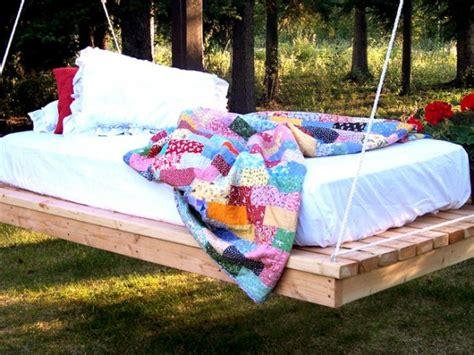 how to build a porch swing bed 8 amazingly perfect diy porch swings lifestyle