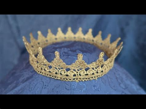 How To Make A Prince Crown Out Of Paper