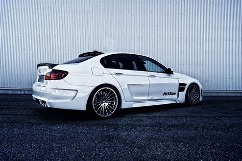 bmw m5 modified is the hamann mi5sion the best looking custom bmw m5 ever
