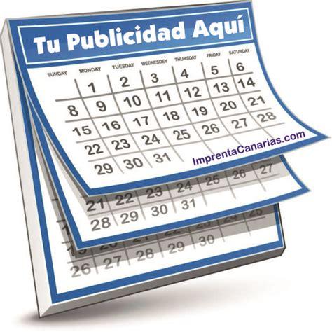 Calendarios Y Almanaques Calendarios De Sobremesa Y De Pared Imprenta Canarias