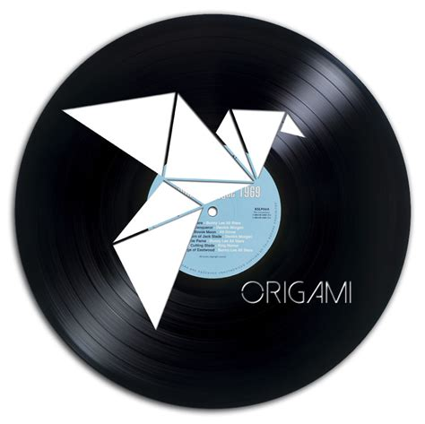 origami records we give a second to dead records junk host