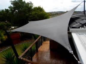 Shade sails by all shade solutions perfect to create shade in your
