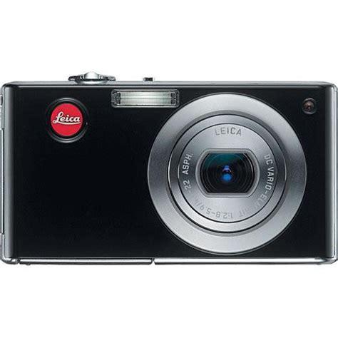 best leica digital leica c 3 digital black 18334 b h photo