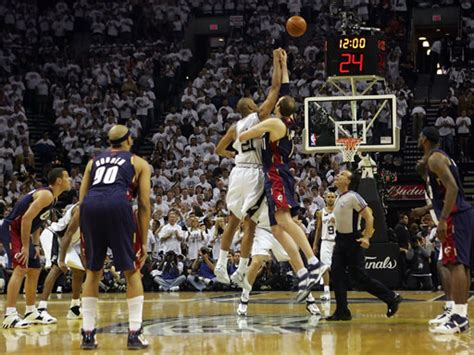 2007 Mba Finals by 2007 Nba Finals One Photo 1 Pictures Cbs News