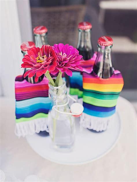 mexican themed wedding decor ideas   floor