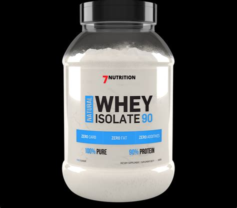 Whey Protein Isolate 90 7nutrition whey isolate 90 7nutrition