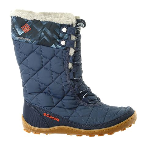 snow boot columbia minx mid ii omni heat winter snow boot shoe womens
