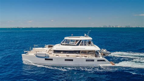 lagoon yachts for sale lagoon 2018 630 motor yacht 63 yacht for sale in us